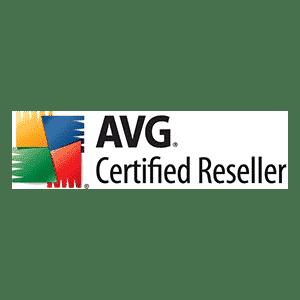 AVG Certified Reseller Logo