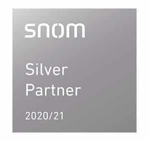 snom Silver Partner 2018
